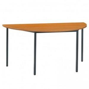 06serie Halfronde tafel