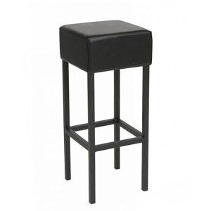 Barkruk-KIm-Zwart-Zwart