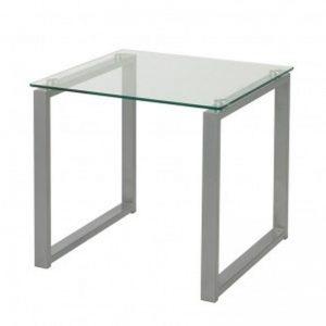 Glazen tafel klein