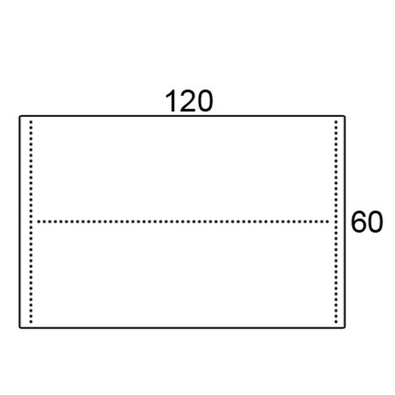 Los Bureaublad 120X60Cm