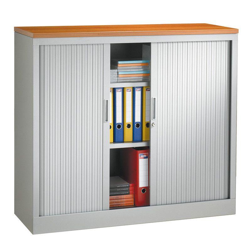 Roldeurkast 120 Cm Breed (105 Cm Hoog)