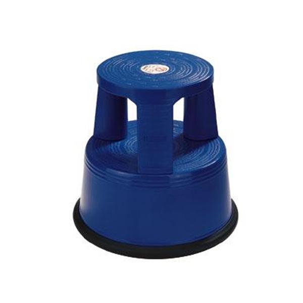 Roll-a-Step-kruk-blauw