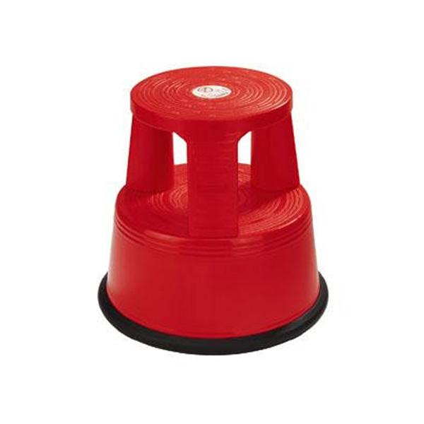 Roll-a-Step-kruk-rood