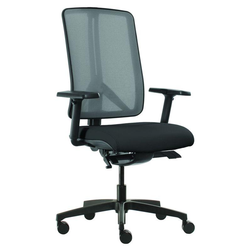 Sitlife Bureaustoel Flexi Netwave