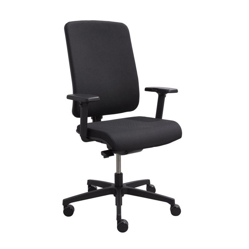 Sitlife Bureaustoel Flexi Stof