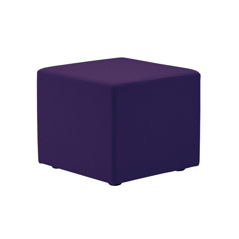Vierkante Poef In Diverse Kleuren