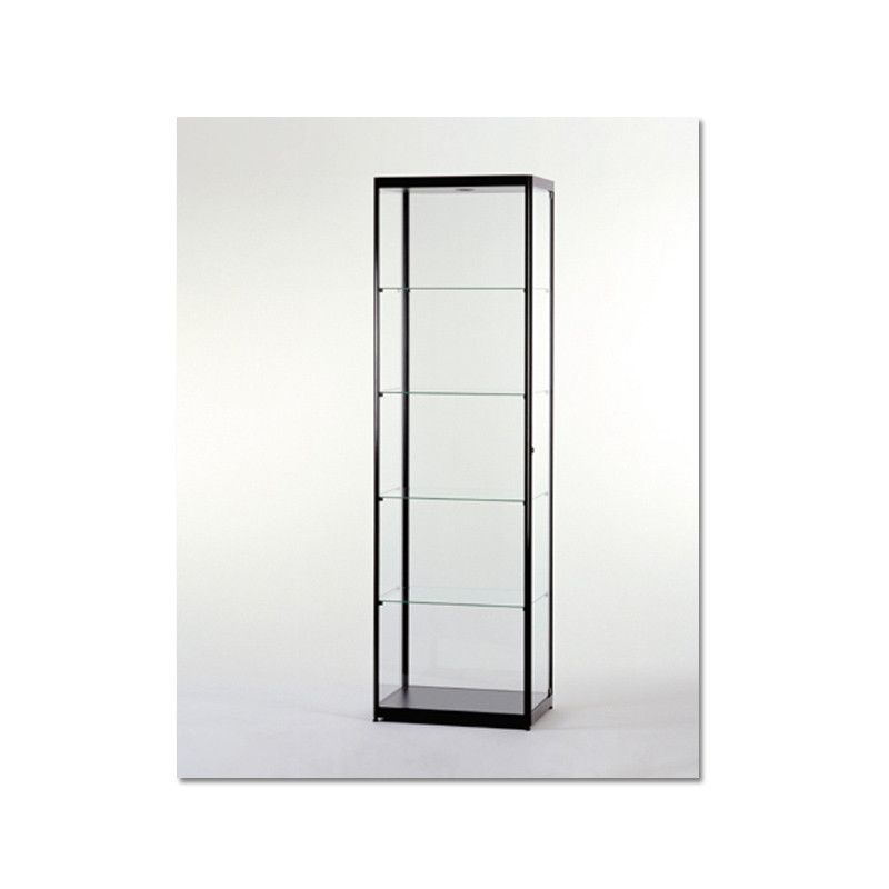 Vitrinekast 200x60x40cm