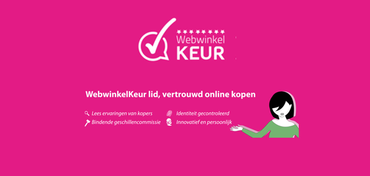 Webwinkel-Keur Certificaat