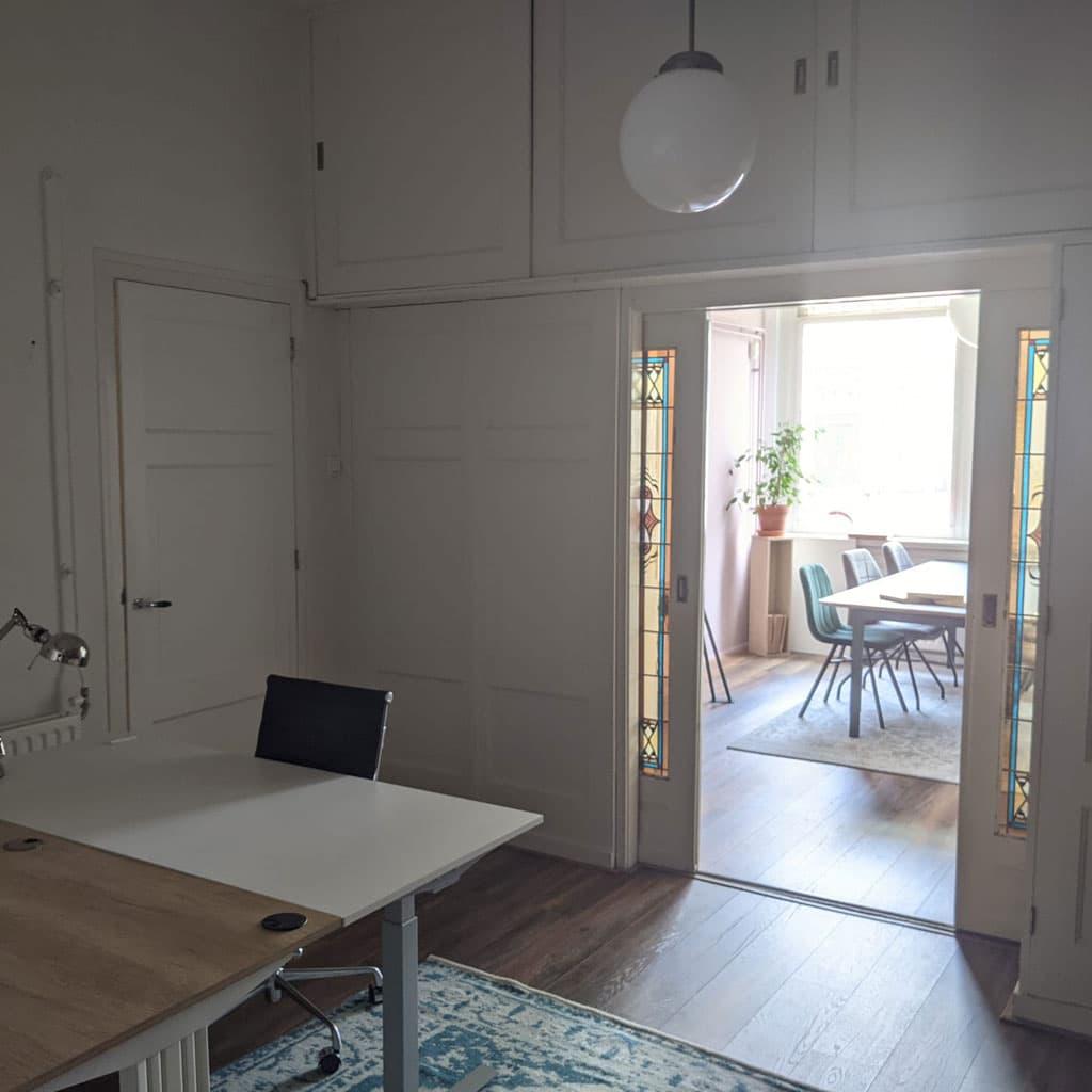 Kantoorshowroom-Haarlem